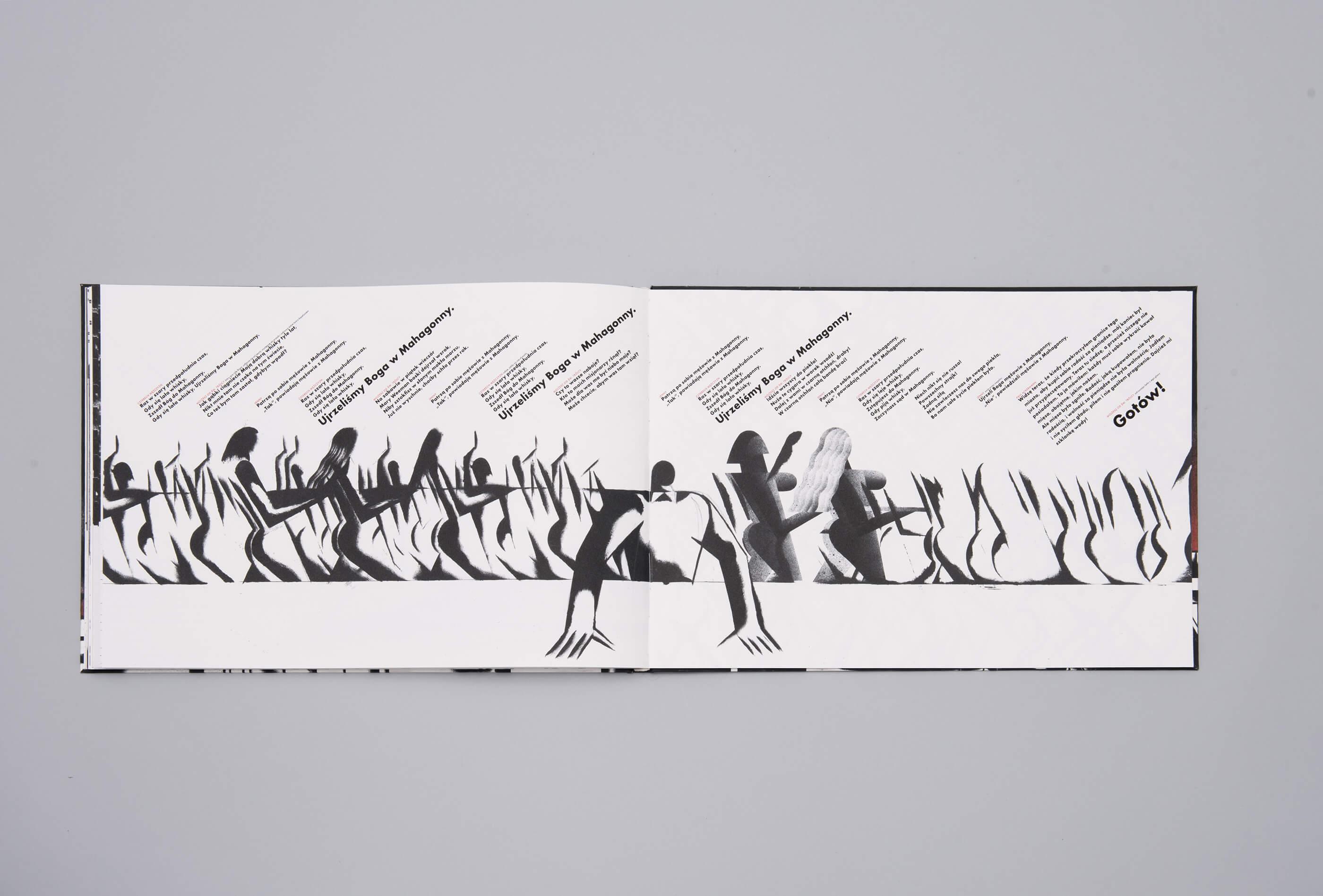 Rozkwit i Upadek Miasta Mahagonny – Bertold Brecht